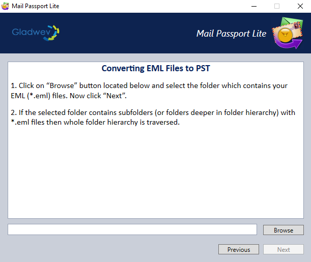 how to convert eml to pst microsoft outlook